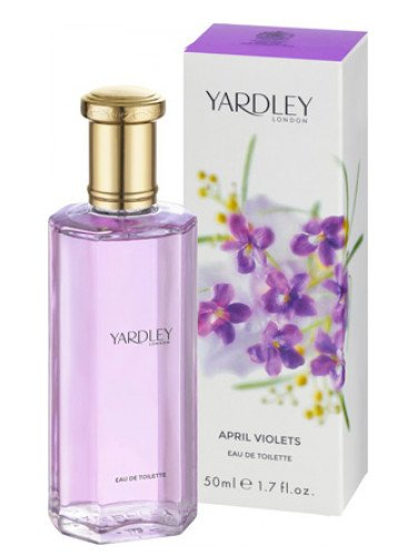 Yardley April Violets Contemporary Edition Kadın Parfümü