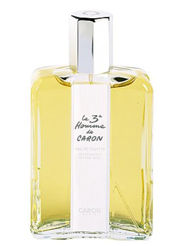 Caron Le 3' Homme de Erkek Parfümü