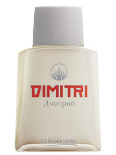 O Boticário Dimitri Erkek Parfümü
