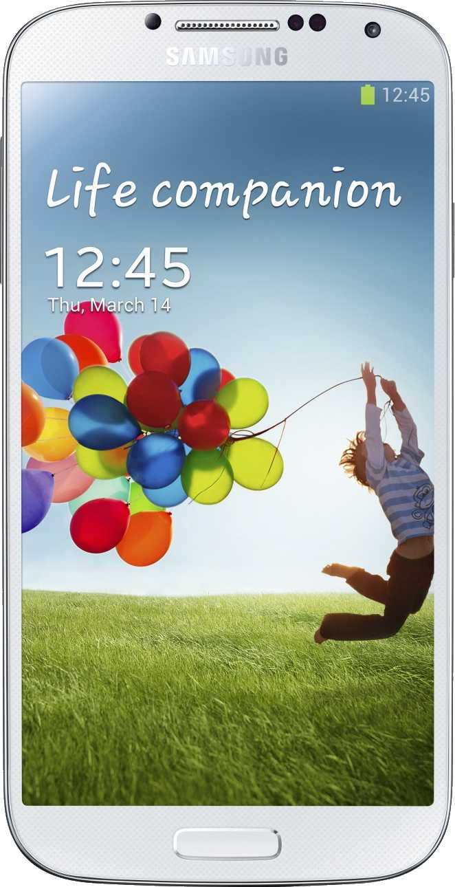 Samsung Galaxy S4 Google