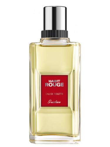 Guerlain Habit Rouge Eau de Toilette Erkek Parfümü