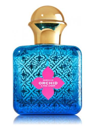 Bath and Body Works Morocco Orchid & Pink Amber Kadın Parfümü
