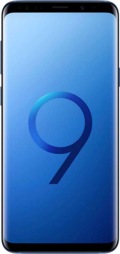 Samsung Galaxy S9 Plus (Qualcomm Snapdragon 845)