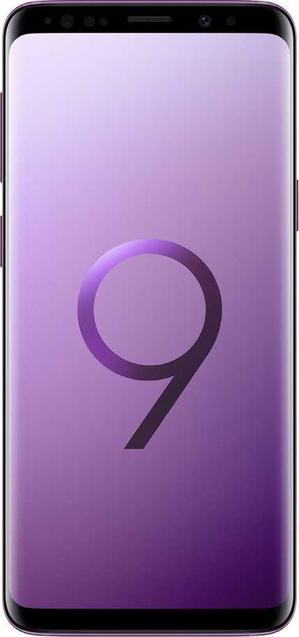 Samsung Galaxy S9 (Qualcomm Snapdragon 845)