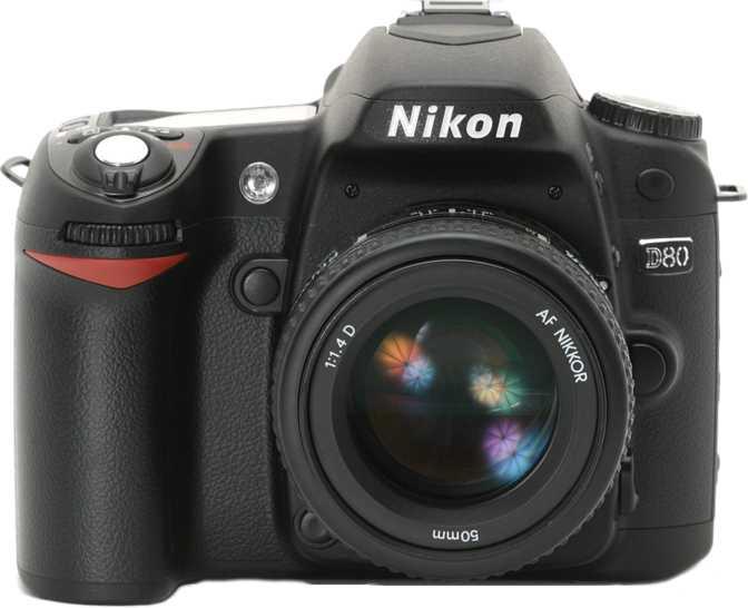 Nikon D80 + AF-Nikkor 50mm 1:1.4D