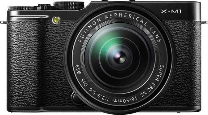 Fujifilm X-M1 + XC 16-50mm F3.5-5.6 OIS