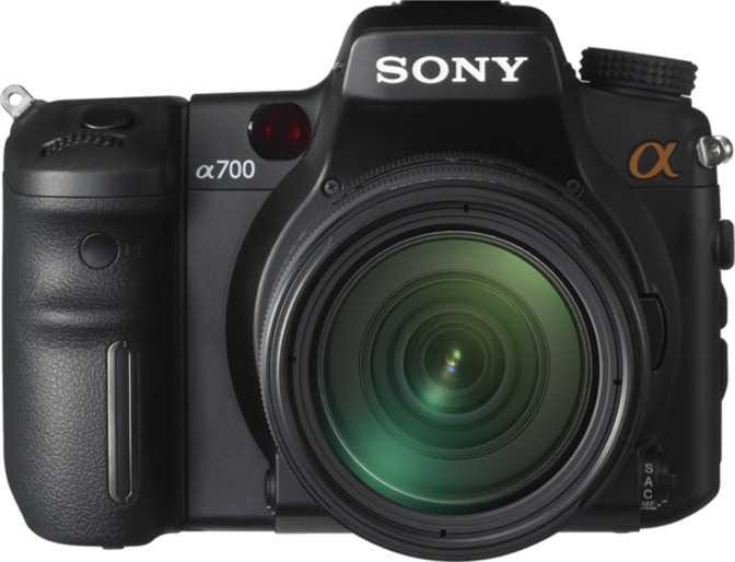 Sony A700 DSLR + Sony DT 16-105mm/ f3.5-5.6