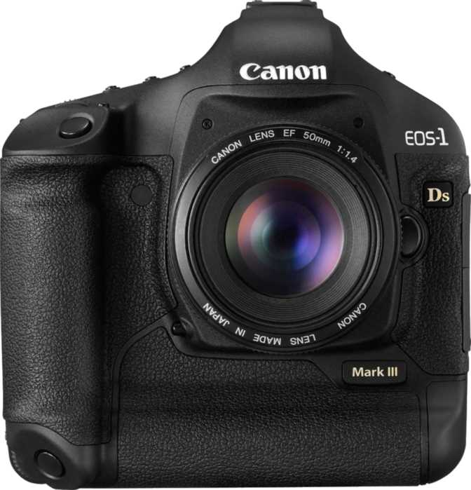 Canon EOS 1Ds Mark III + Canon EF 50mm f/1.4 USM