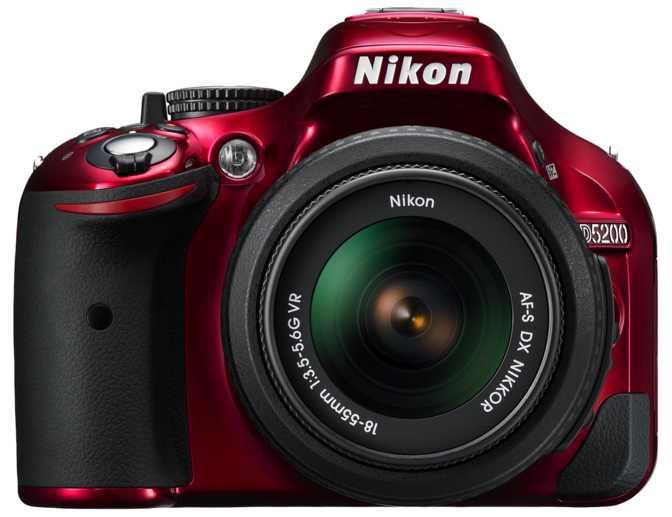 Nikon D5200 + Nikkor AF-S DX 18-55mm f/3.5-5.6G VR