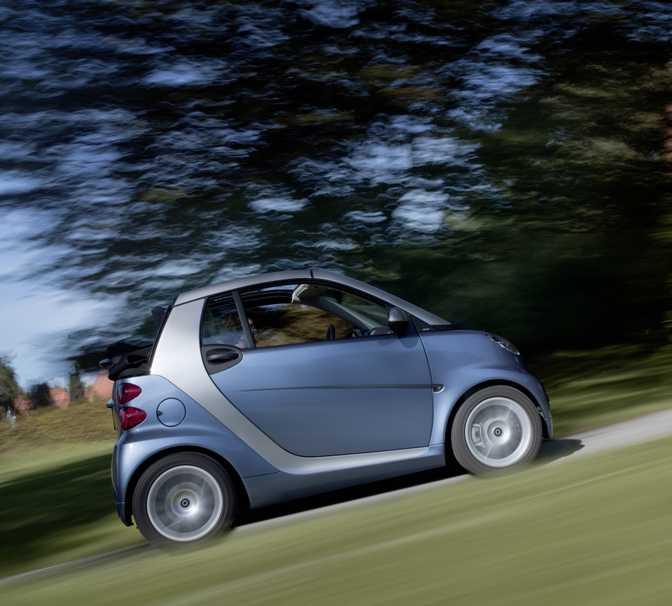 Smart Passion Coupe (2014)