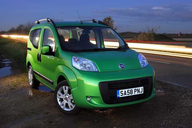 Fiat Qubo 1.4 (2014)