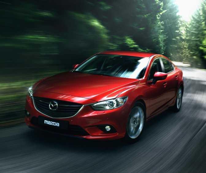 Mazda Mazda6 Sport (2015)