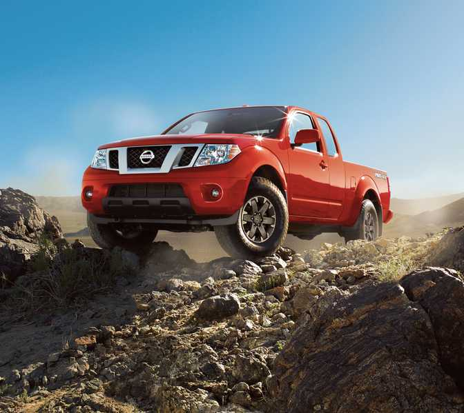 Nissan Frontier King Cab S (2014)