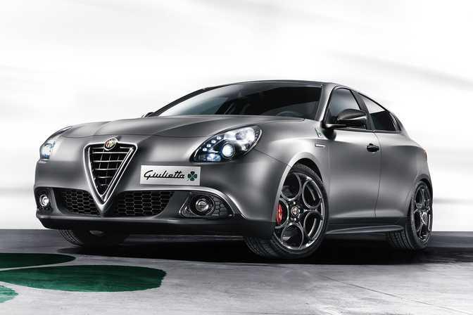 Alfa Romeo Giulietta 2.0 JTDM (2014)