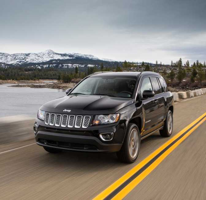 Jeep Compass Sport 4x4 (2014)