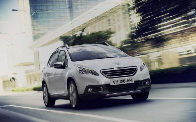 Peugeot 2008 Crossover Access+ (2013)