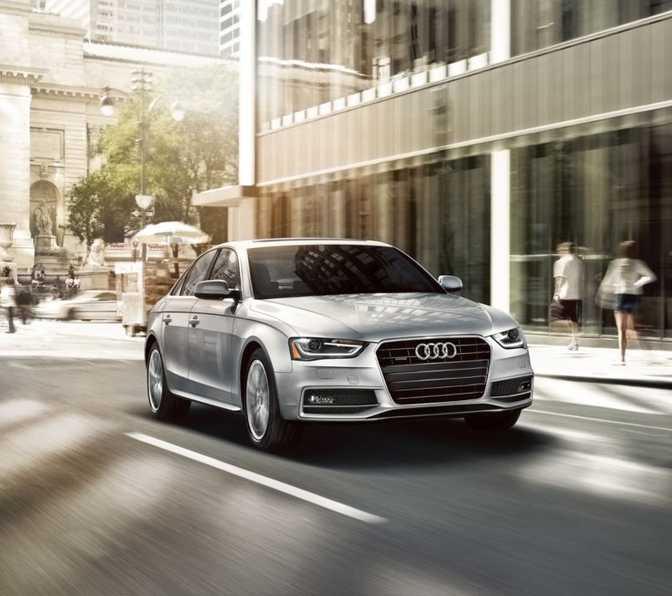 Audi A4 Premium (2014)