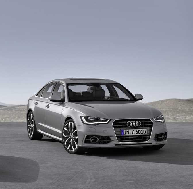 Audi A6 Premium (2014)