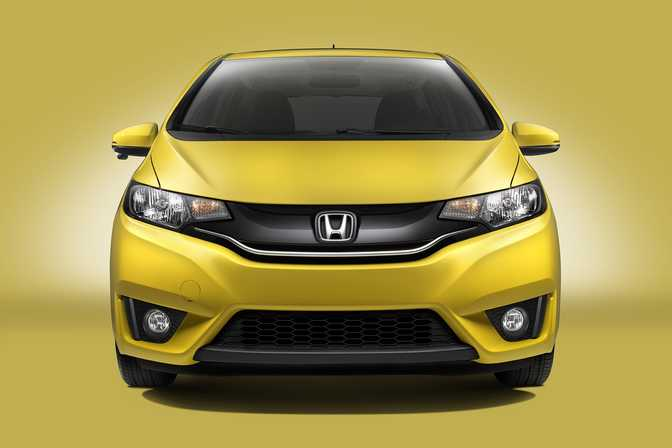 Honda Fit LX (2015)