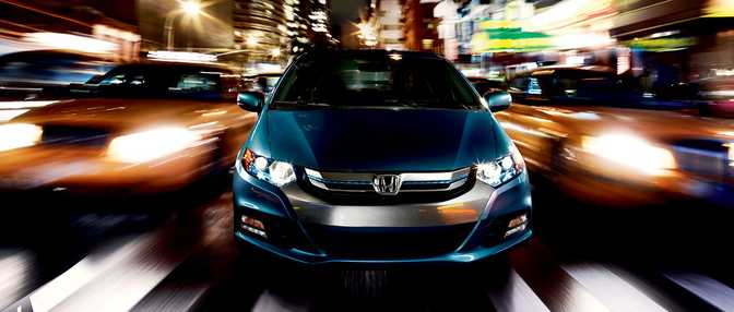 Honda Insight (2014)