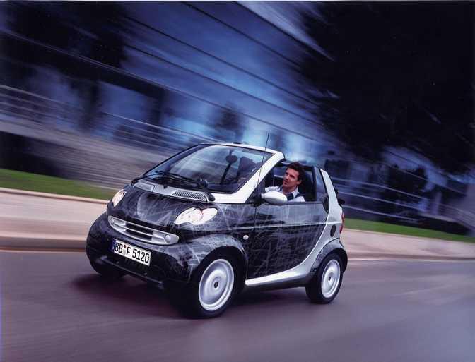 Smart Passion Cabriolet (2014)