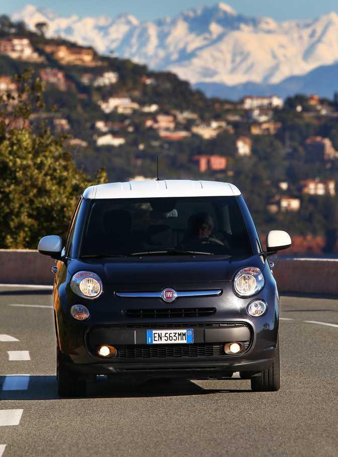 Fiat 500L MPW Pop Star 1.3 Multijet (2014)