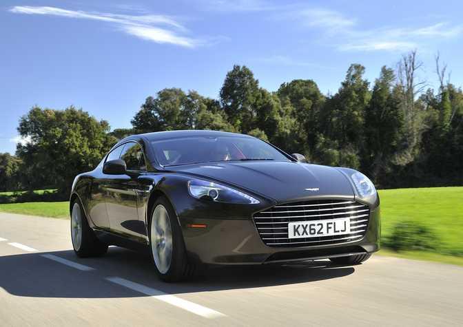 Aston Martin Rapide S (2014)