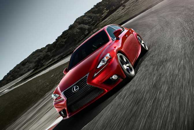 Lexus IS 250 (2014)
