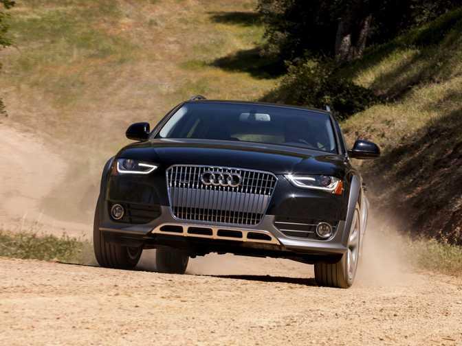 Audi allroad Premium (2014)