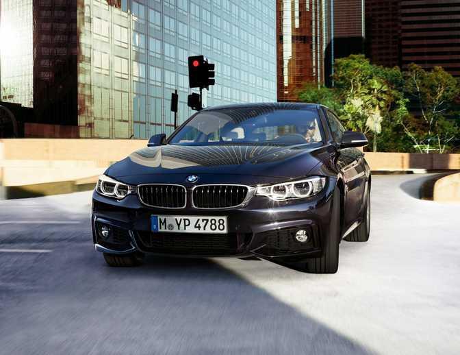 BMW 428i Gran Coupe (2015)
