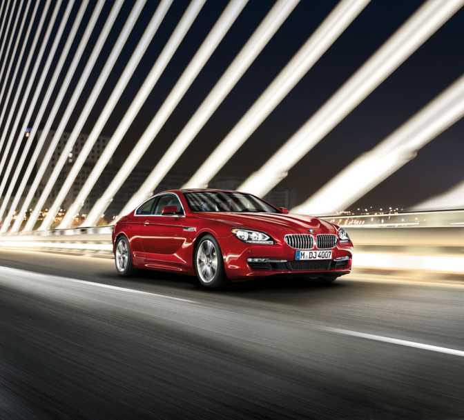 BMW 640i Coupe (2014)