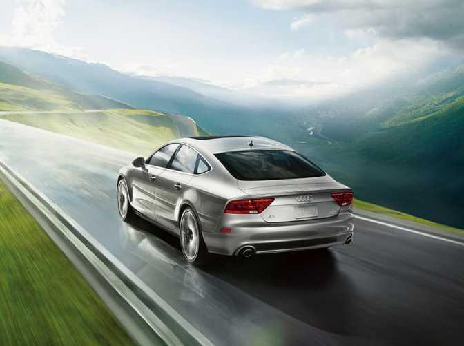 Audi A7 Premium Plus (2014)