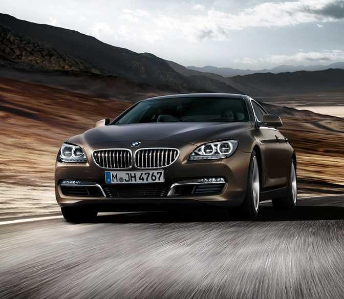 BMW 640i Gran Coupe (2015)