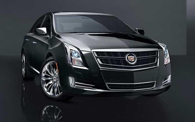 Cadillac XTS Sedan (2014)