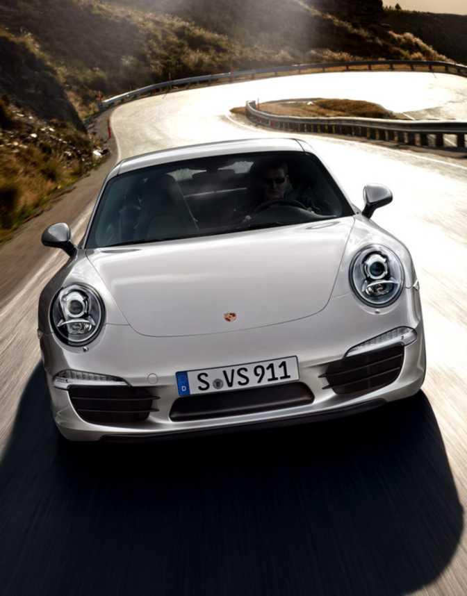 Porsche 911 Carrera (2014)