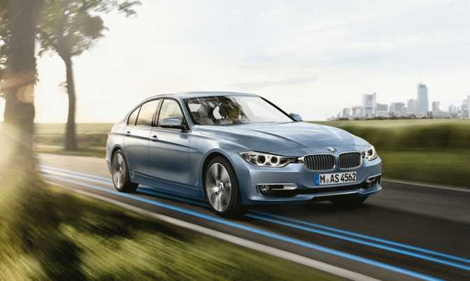 BMW ActiveHybrid 3 (2014)