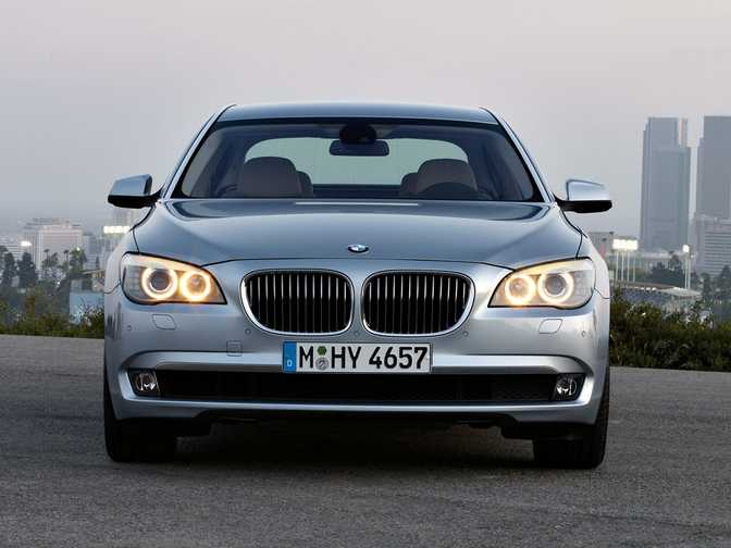 BMW ActiveHybrid 7 (2014)