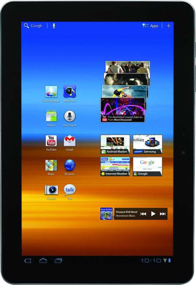Samsung Galaxy Tab 10.1 P7500 3G 16GB