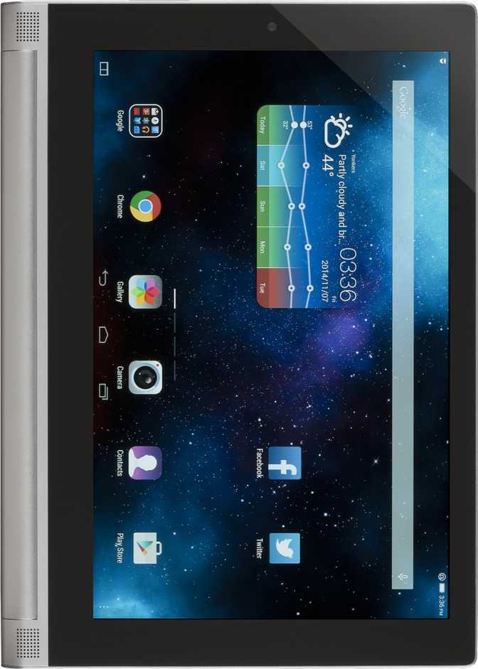 "Lenovo Yoga Tablet 2 10"" (Android 4.4 KitKat)"