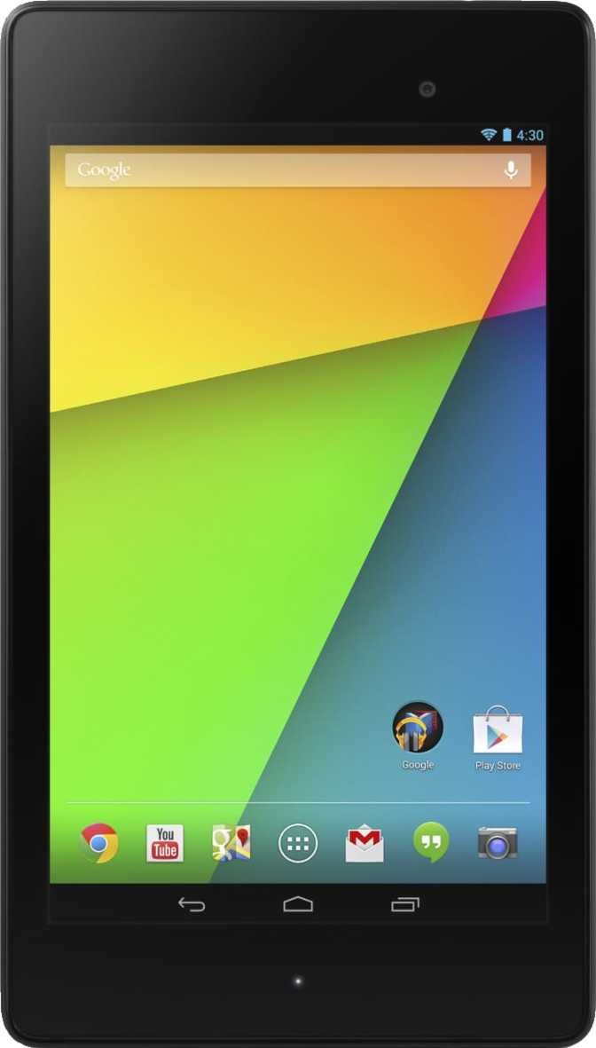 Google Nexus 7 (2013) LTE