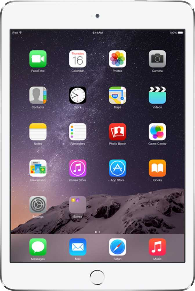 Apple iPad mini 3 WiFi + Cellular