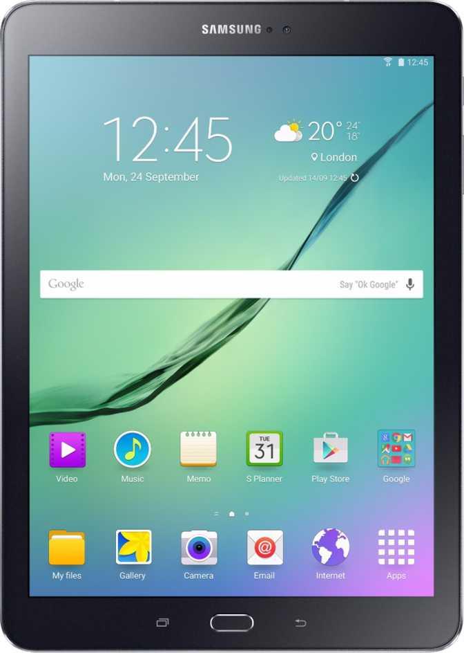 "Samsung Galaxy Tab S2 9.7"" (2016) LTE"