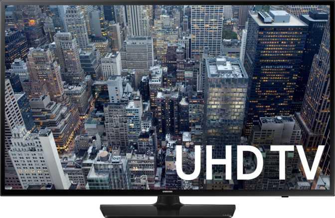 "Samsung JU640D 55"""