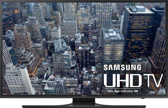 "Samsung JU650D 55"""