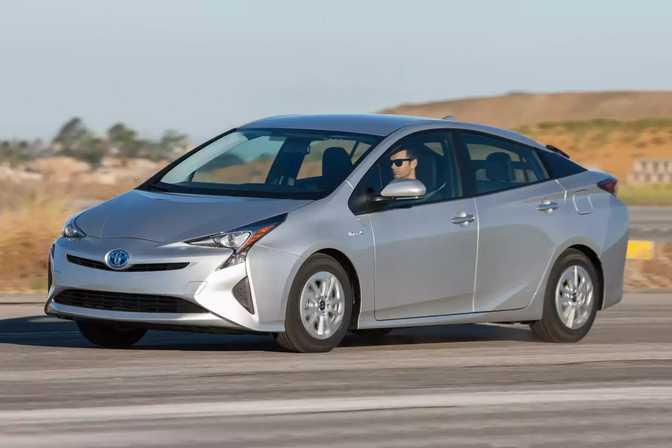 Toyota Prius (2017)