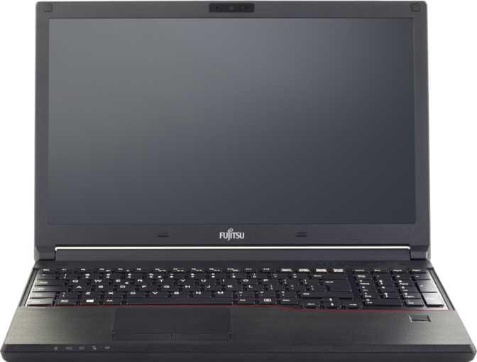 "Fujitsu Lifebook E554 15.6"" Intel Core i5-4210M 2.6GHz / 4GB / 500GB"