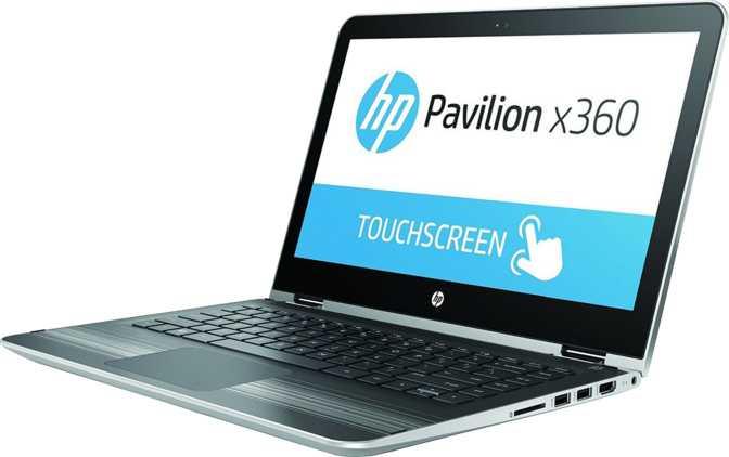 """HP Pavilion x360 15.6"""" Intel Core i5-6200U 2.3GHz / 6GB / 1TB"""