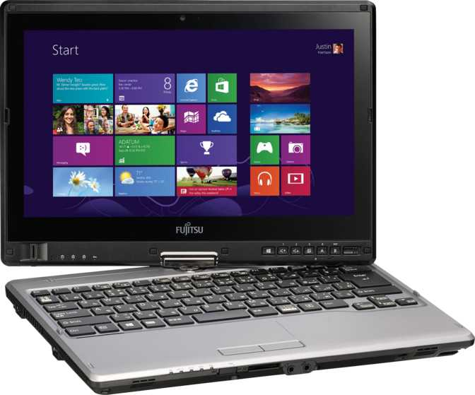 "Fujitsu Lifebook T732 12.5"" Intel Core i3-3110M 2.4GHz / 4GB / 320GB"