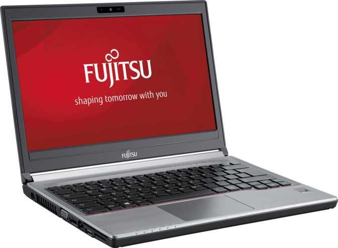"Fujitsu Lifebook E734 (2014) 13.3"" Intel Core i5-4300M 2.6GHz / 2GB / 320GB"