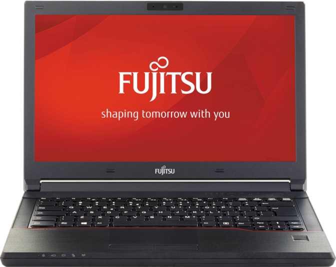 "Fujitsu Lifebook E544 14"" Intel Core i5-4210M 2.6GHz / 4GB / 500GB"